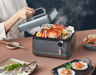 Xiaomi Youpin Crowdfunds the KRIBEE Multi-functional Fast Steamer 5S