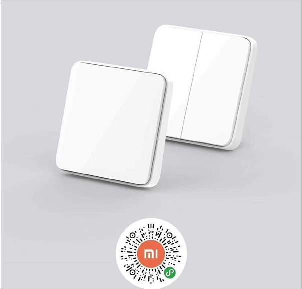 Xiaomi crowdfunds the MIJIA Smart Switch, starts at 49 yuan (~$7)