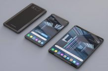 LG may launch a smartphone with rollable display within its Explorer Project