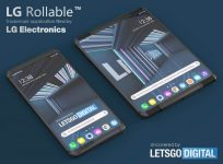 LG Rollable might be the company's first rollable smartphone