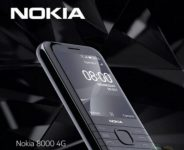 Leaked Nokia 8000 4G poster reveals it is not a slider phone