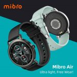 Smartwatch by Xiaomi Ecosystem- Mibro Air To Launch on November 30th