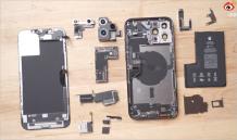 Apple iPhone 12 Mini teardown video details the internals
