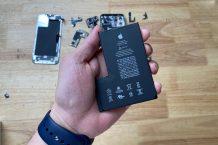 Apple iPhone 12 Pro Max has a 3,687mAh battery