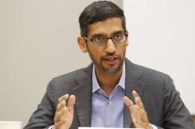 Google CEO Sundar Pichai apologizes after document on countering EU rules leaked