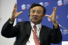 Huawei Founder accuses some U.S. politicians of trying to kill the company