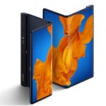 Huawei Mate X2 with 66W fast charger bags 3C certification