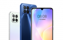 Huawei Nova 8 SE with Dimensity 720/800U chipset, 64MP quad cameras and 66W fast charging launched for 2,599 Yuan (~$391)