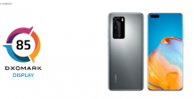 Huawei P40 Pro's Display has class leading motion control: DxOMark