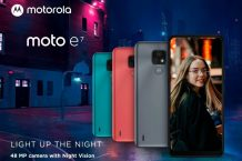Moto E7 arrives with an Helio G25 processor, 48MP dual rear cameras, and USB-C