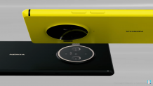 Nokia 10 PureView prototype tested with Snapdragon 875 and Sapphire glass display