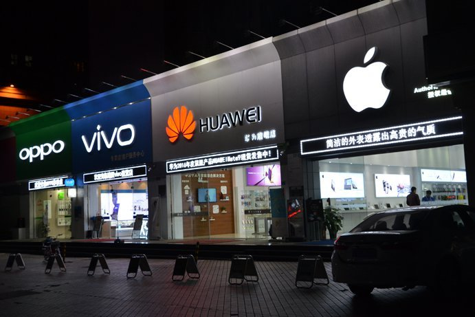 Huawei lost most of its shares in Western Europe in Q3 but it's to Xiaomi & OPPO's gain – IDC