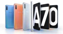 Samsung Galaxy A70 starts getting One UI 2.5 update in Europe