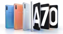 Samsung Galaxy A70 starts getting One UI 2.5 update in Europe