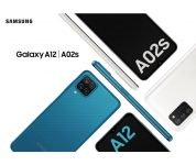 Samsung unveils Galaxy A12 and Galaxy A02s with Infinity-V displays and 5000mAh batteries