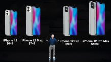 iPhone 12 vs 12 Pro vs 12 Mini vs 12 Pro Max: Specs Comparison