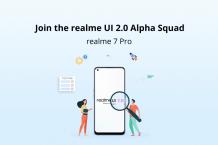 realme UI 2.0 'Alpha Squad' program for realme 7 Pro comes with big caveats