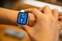 Apple Watch's heart rate sensor can predict COVID-19 a week before a Swab Test: Report