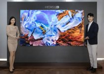Samsung announces its new 110 inch Micro LED TV for enterprises