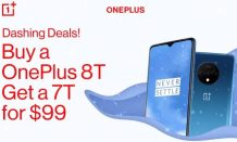 OnePlus US is offering a OnePlus 7T for $99 when you buy the OnePlus 8T