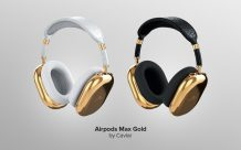 Apple AirPods Max now arrives in $108K 'Pure Gold' custom edition from Caviar