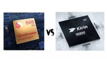 Chip Battle: Snapdragon 888 versus Kirin 9000