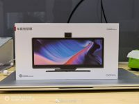 Huawei HiCar smart screen live image leaked, arrives with HarmonyOS