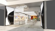 """Huawei opens its first ever physical store in the UK, calls it a """"hugely important market"""""""