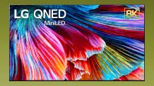 LG QNED TVs to feature up to 30,000 tiny LEDs behind the display
