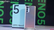 OPPO Reno5 4G version appears in hands-on video; bares it all