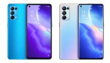 OPPO Reno5 5G & Reno5 Pro 5G renders, key details emerge in reservation listings