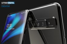 OPPO patents a smartphone design with 15x hybrid zoom camera