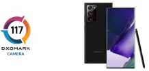 Samsung Galaxy Note 20 Ultra 5G Snapdragon version scores lower than Exynos variant in DxOMark test