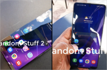 Samsung Galaxy S21+ handled in real skin in leaked video posted on YouTube