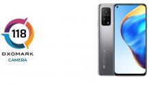 Xiaomi Mi 10T Pro scores 118 points in DxOMark Camera test