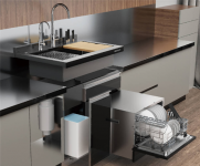 Xiaomi crowdfunds the Mensarjor Kitchen Modular Integrated Sink