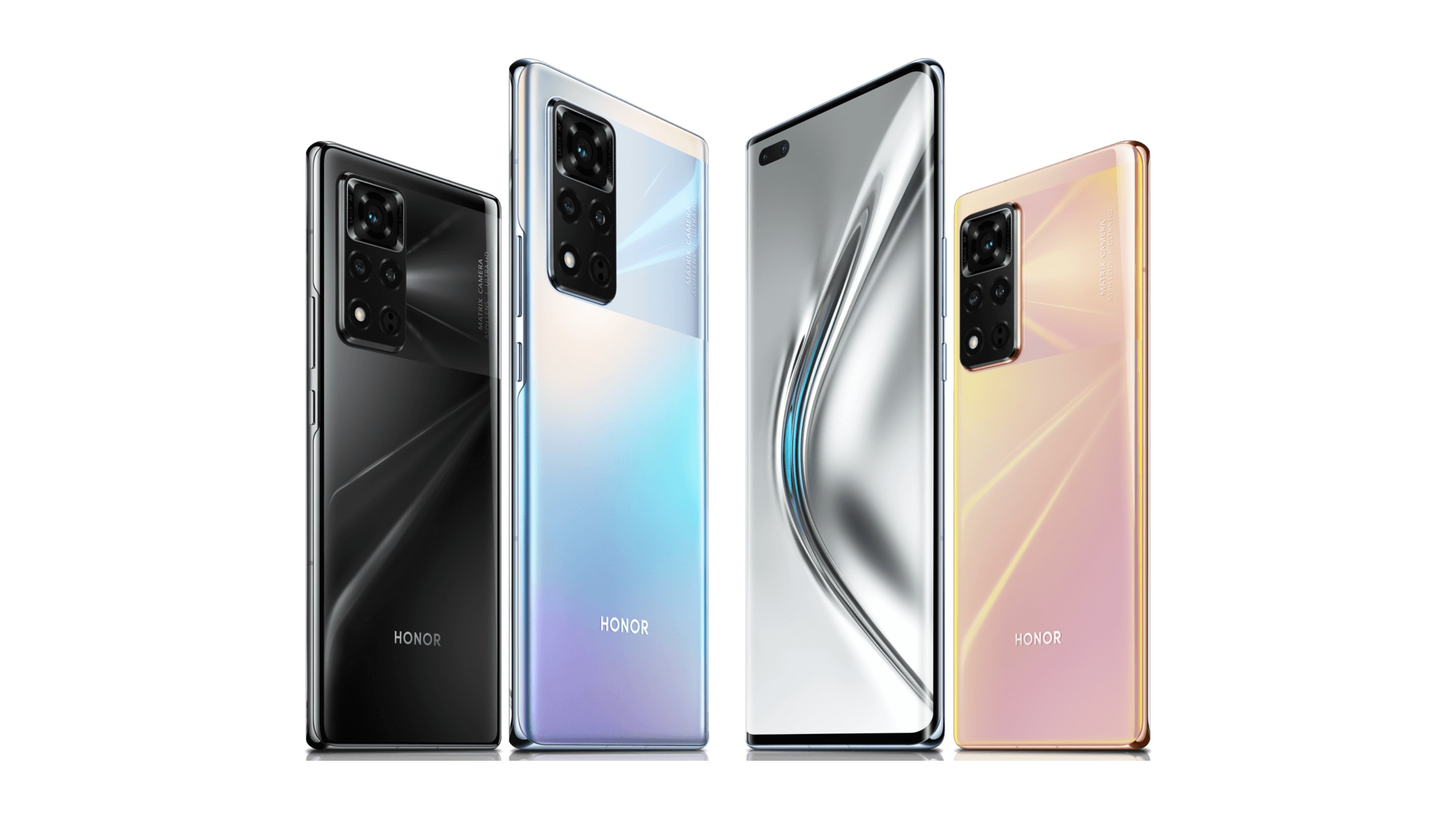 HONOR V40 5G Featured