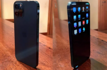 Apple iPhone 12 Pro prototype spotted running nonUI build of iOS 14