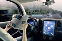 Huawei is developing Smart Roads that interact with driverless cars