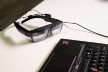 Lenovo ThinkReality A3 AR smart glasses needs a Motorola phone to work