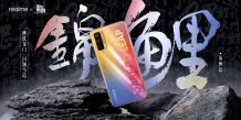 realme V15 pre-sale registrations exceed 450,000 on Jingdong