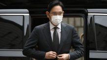 Samsung Heir Lee Jae Yong faces prison over bribery case