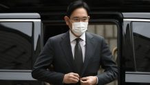 Samsung Heir Lee Jae Yong faces prison over bribery case