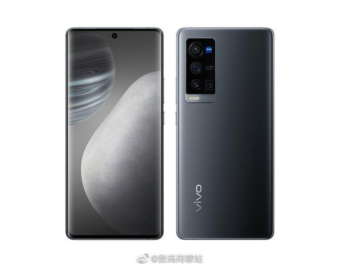 Vivo X60 Pro+ colors, memory variants appears on Jingdong listing