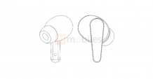 Vivo files multiple design patents for a new TWS Earbuds