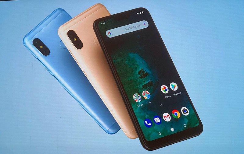 Xiaomi Mi A2 Lite gets a new update in its twilight bringing the latest Android security patch
