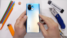 Xiaomi releases new video showcasing the Mi 11's easy repairability