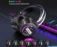 Lenovo H401 Gaming headphone is just $20.99 for a limited time