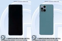 OPPO Find X3 images appear to reveal front and rear appearance
