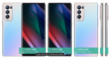 OPPO Find X3 Neo renders indicate it is a rebadged Reno5 Pro+